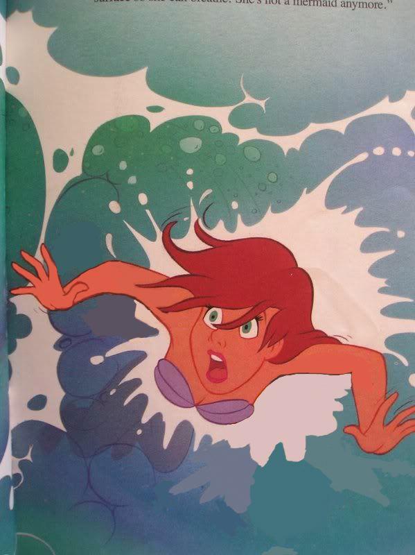 Boobs Naked Littlle Mermaid Jpg