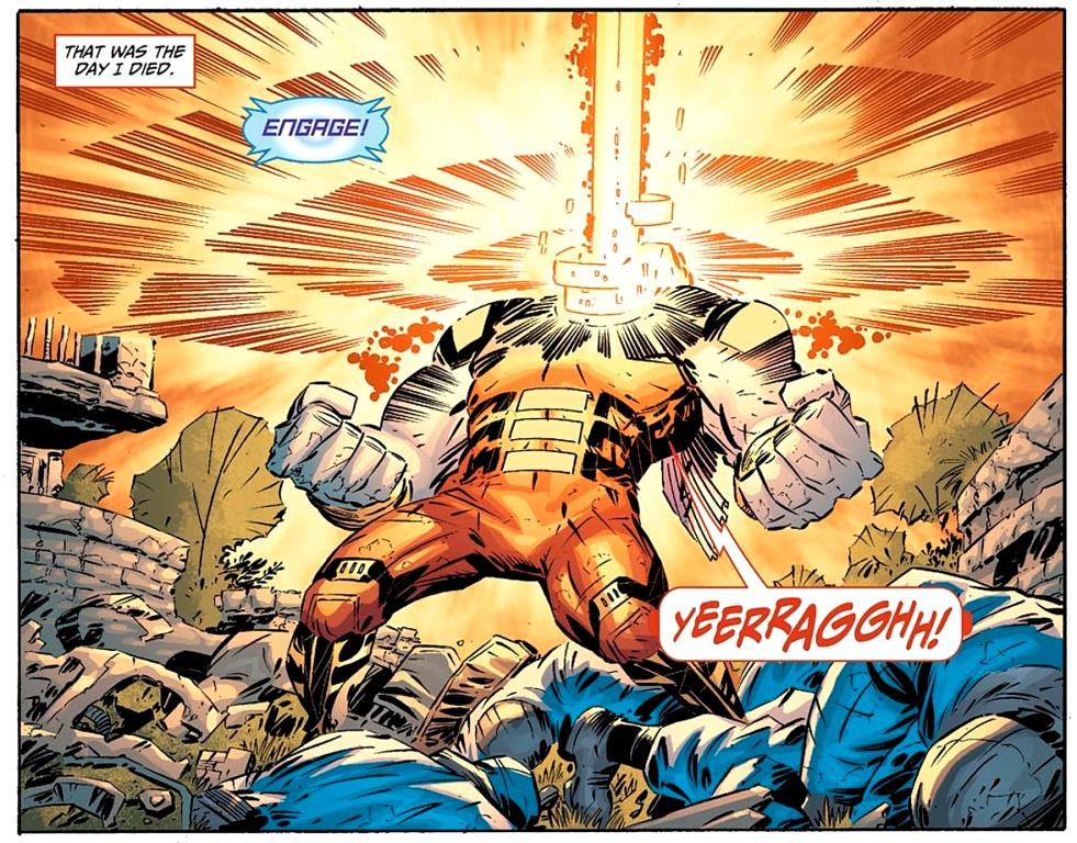 OMAC Comics