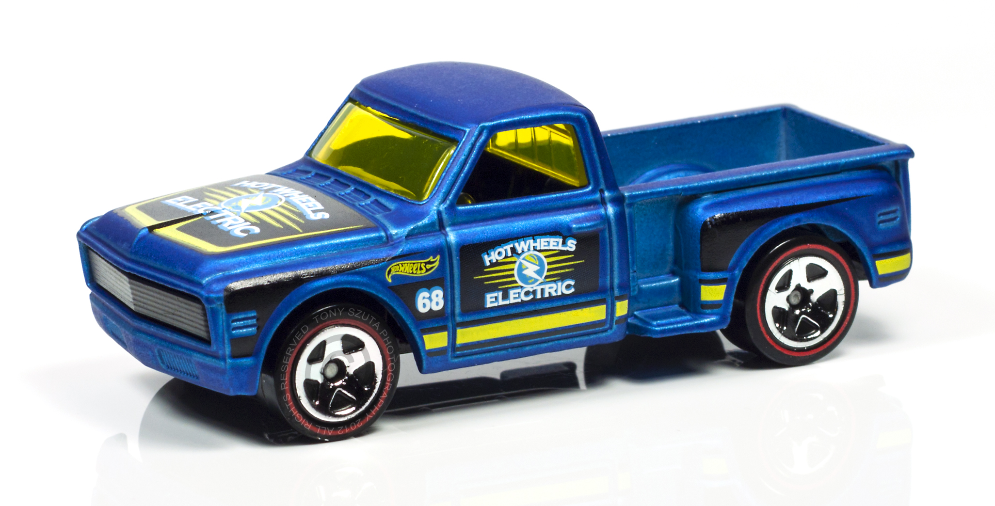 Custom '69 Chevy - Hot Wheels Wiki