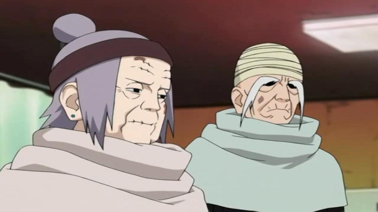 Chiyo - Naruto Wiki