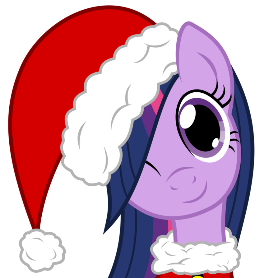 Image - FANMADE Christmas Twilight.png - My Little Pony ...
