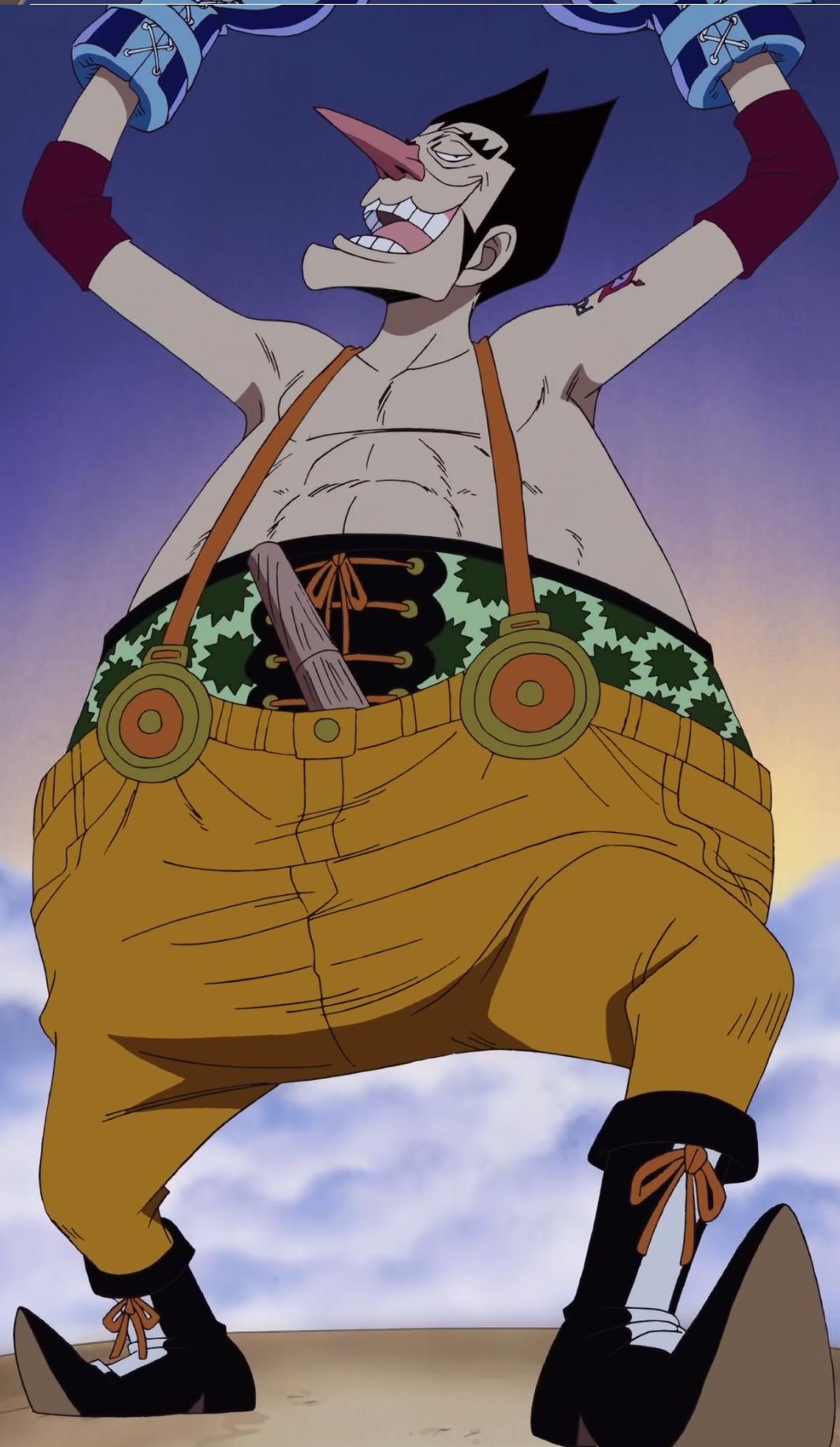 Foxy - One Piece Català Wiki