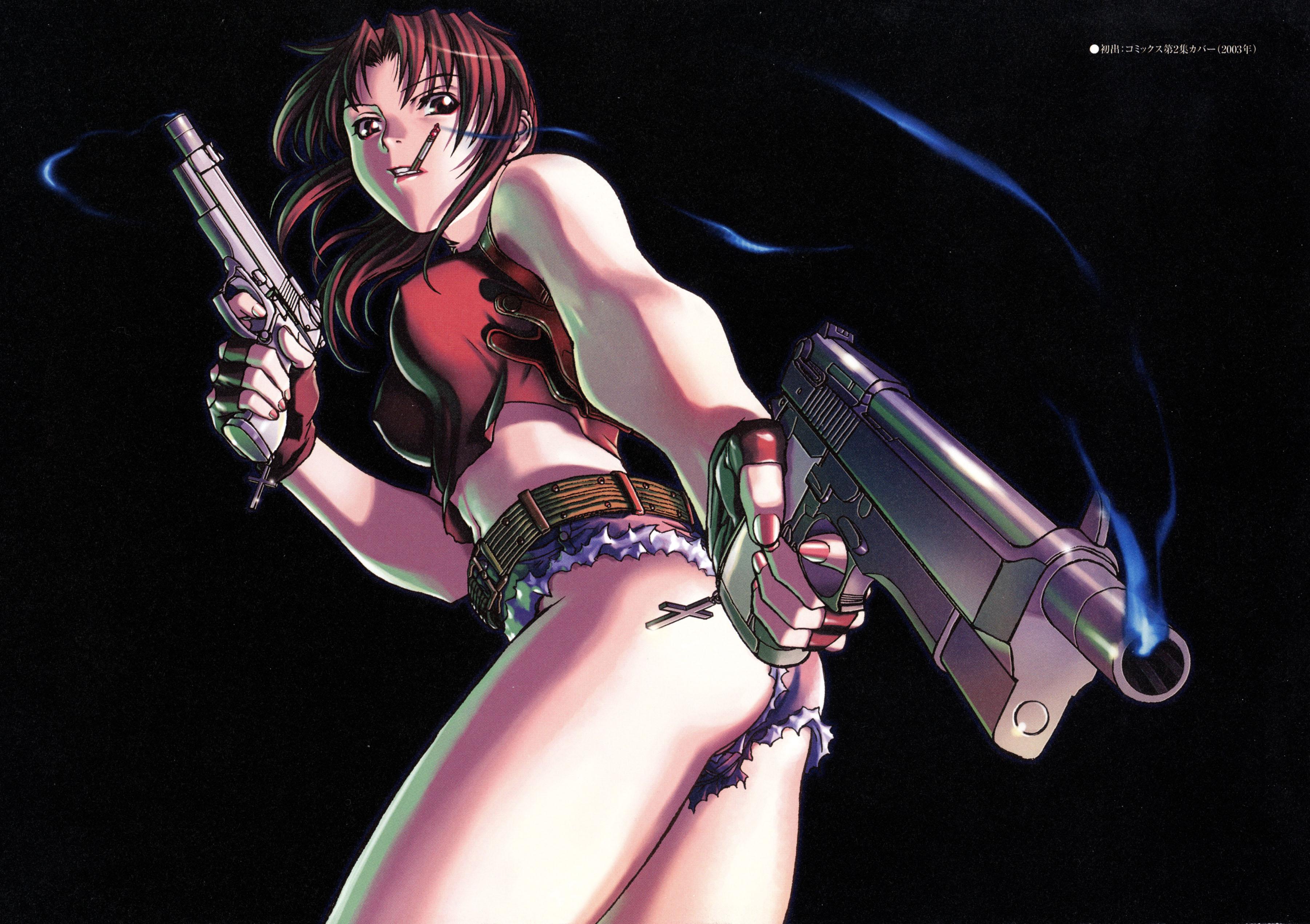 Revy - Villains Wiki - villains, bad guys, comic books, anime