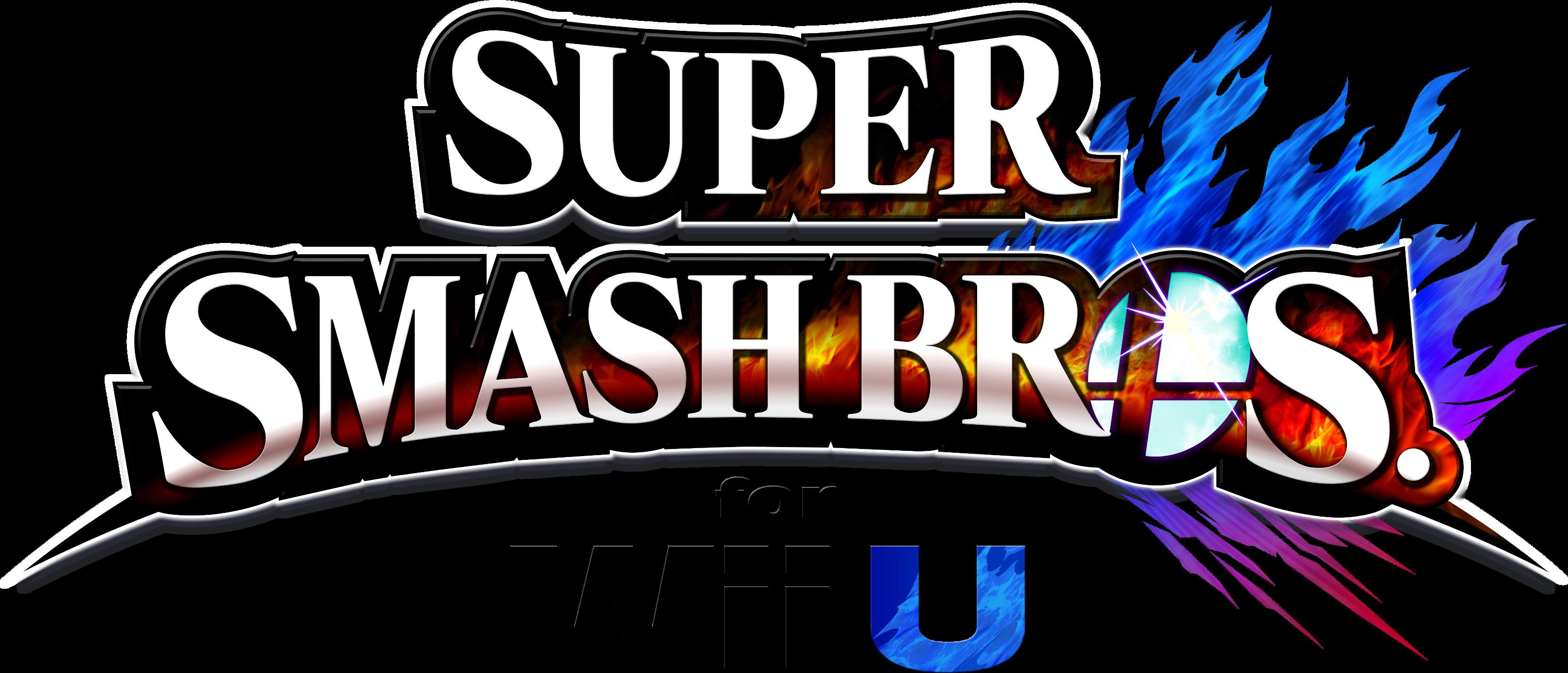 Resultado de imagen de smash bros logo