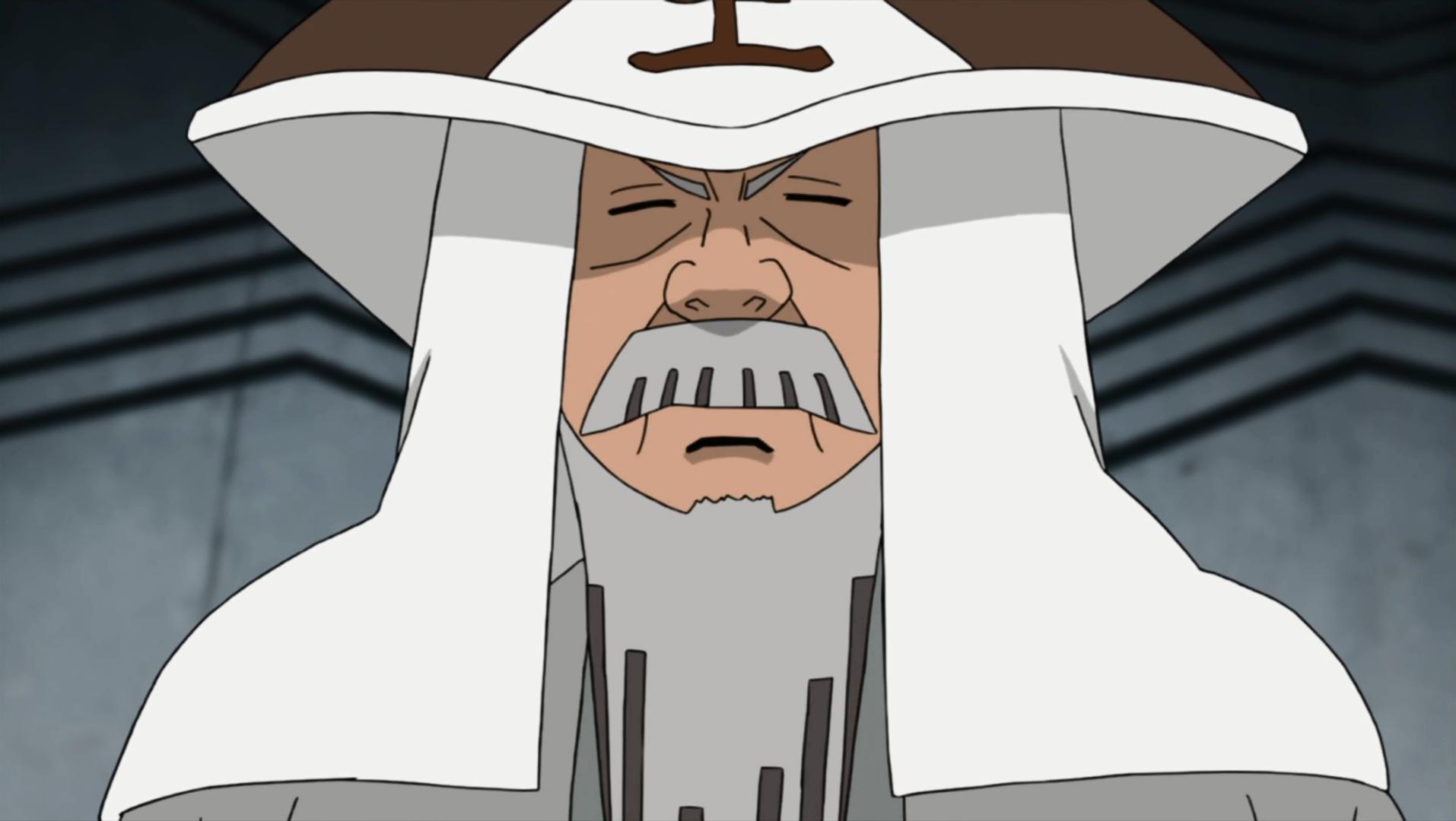 Tsuchikage - Narutopedia - Wikia