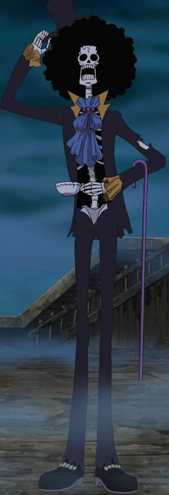 Brook - The One Piece Wiki - Manga, Anime, Pirates ...