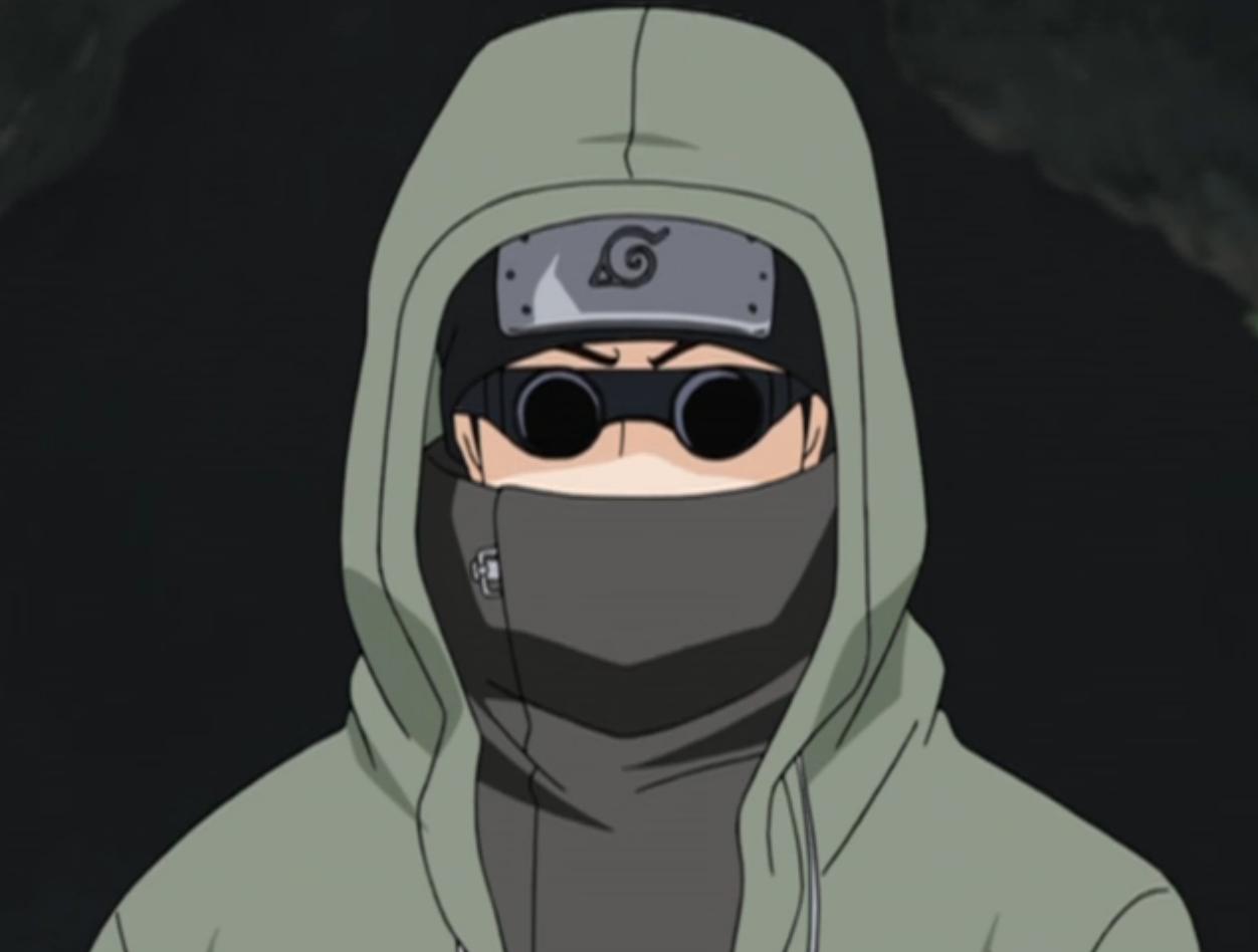 Shino Aburame - Naruto Wiki
