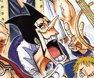 Foxy - One Piece Wiki