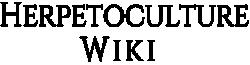 Herpetoculture Wiki