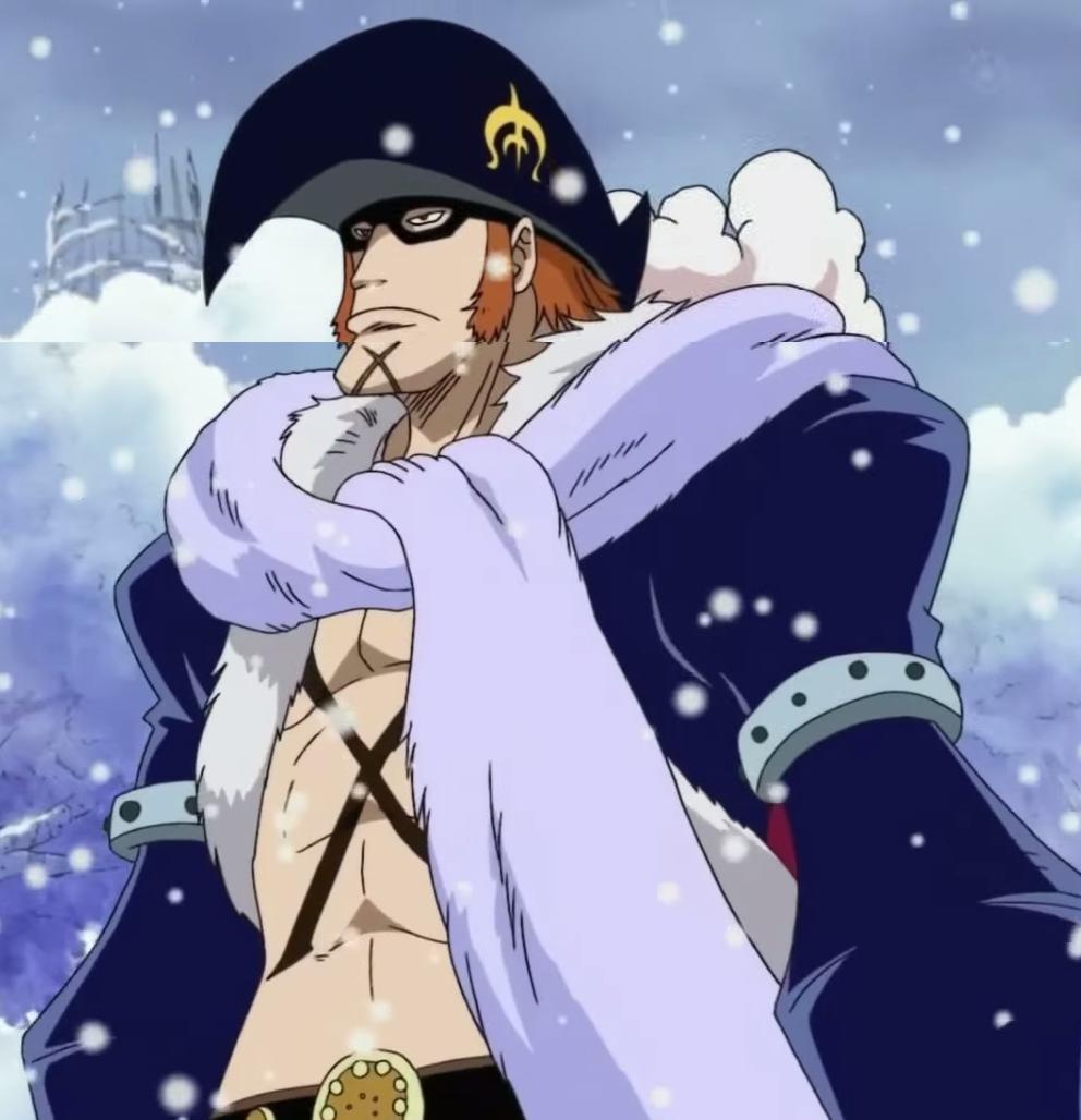 X. Drake - One Piece Encyclopédie
