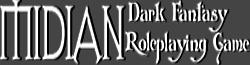 Midian: Dark Fantasy Role Playing Game